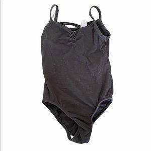 [3 for $15] Girls Ballet or Gym Black Leotard